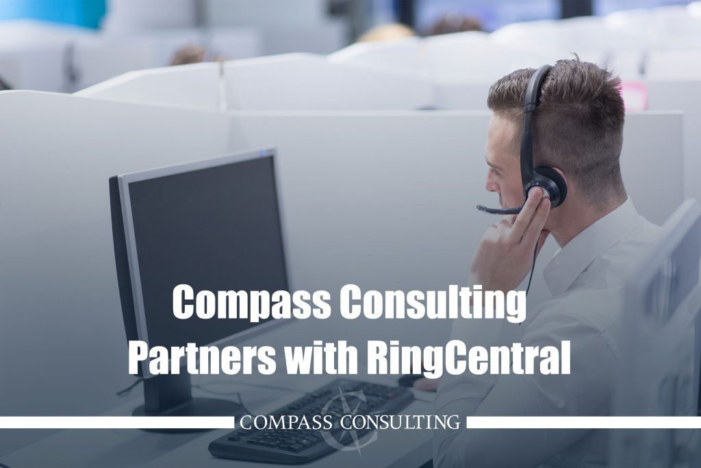 compass consulting partners with ring central blog image