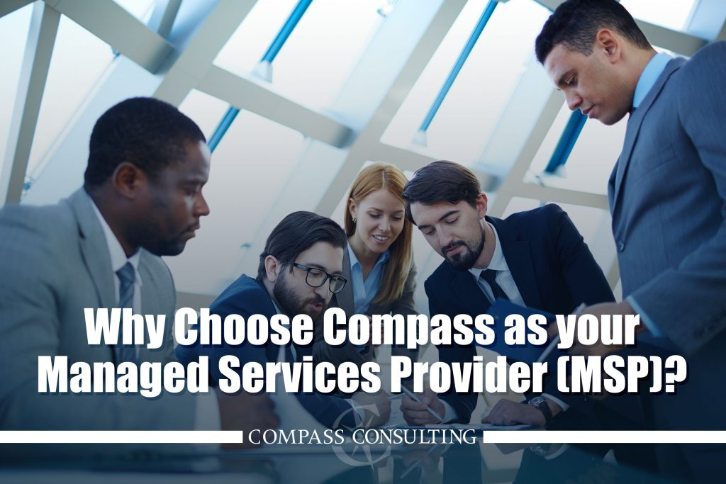 why choose compass as your managed services provider blog