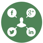 social media marketing service icon