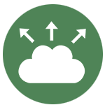 application delivery service icon