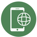 mobile app development service icon