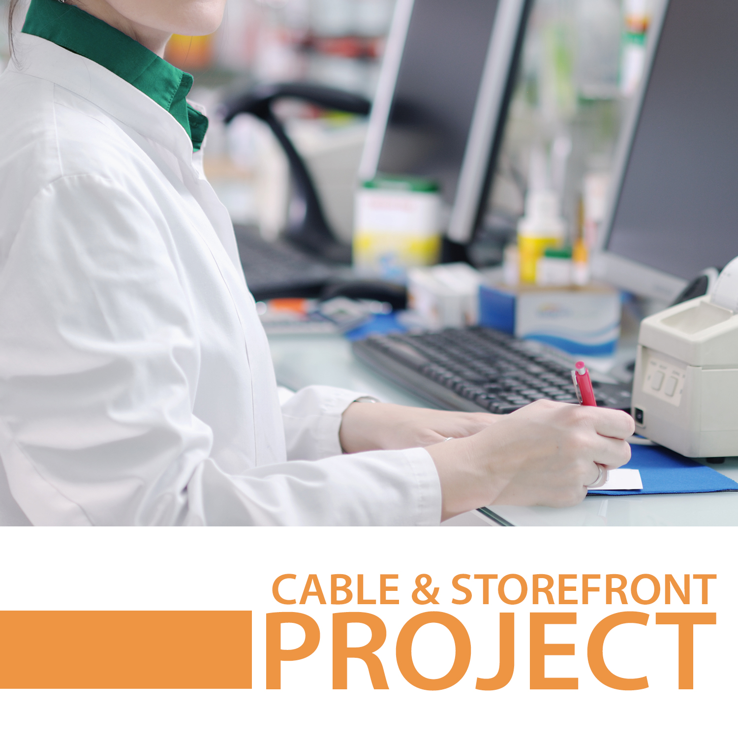 cable and storefront project case study icon