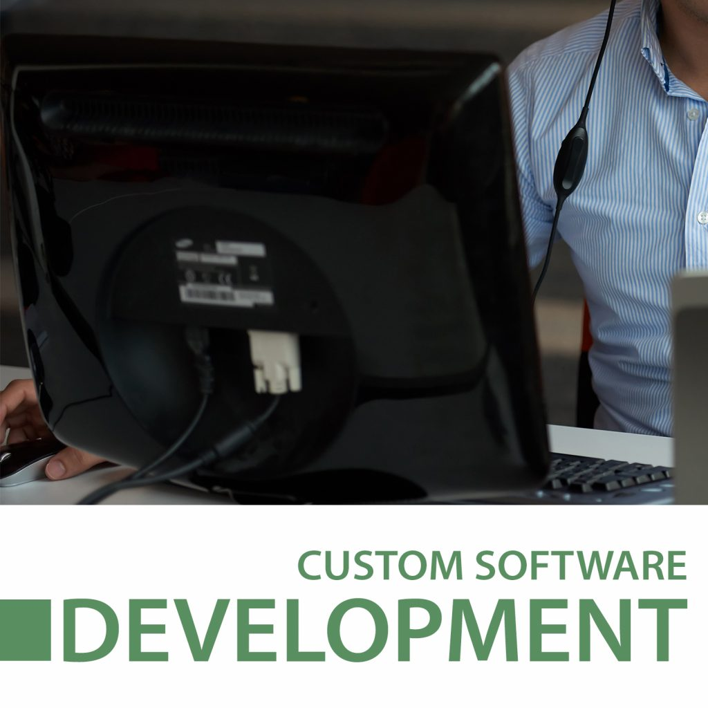 custom software development case study icon