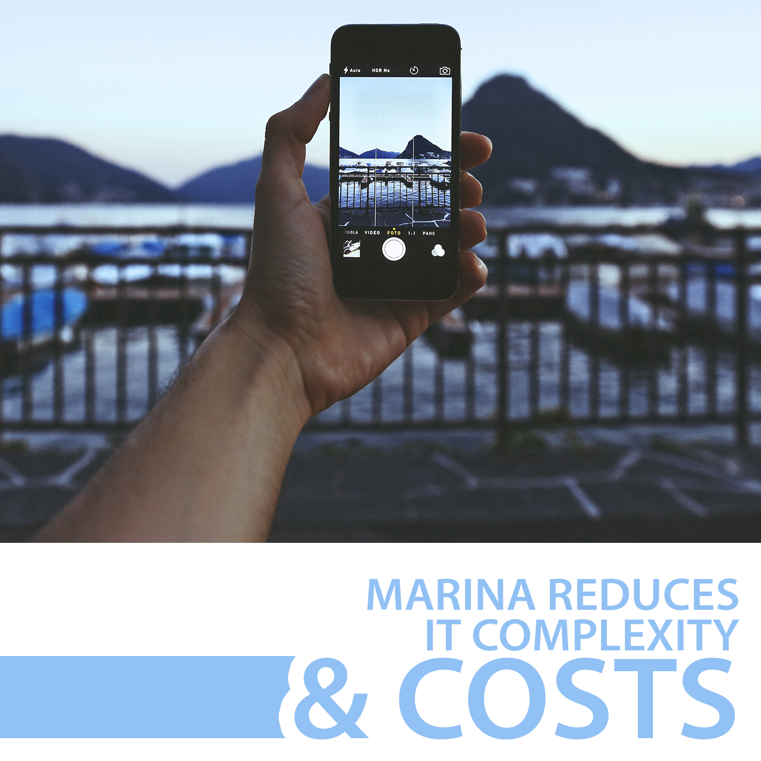 marina reduces it complexity and costs case study icon