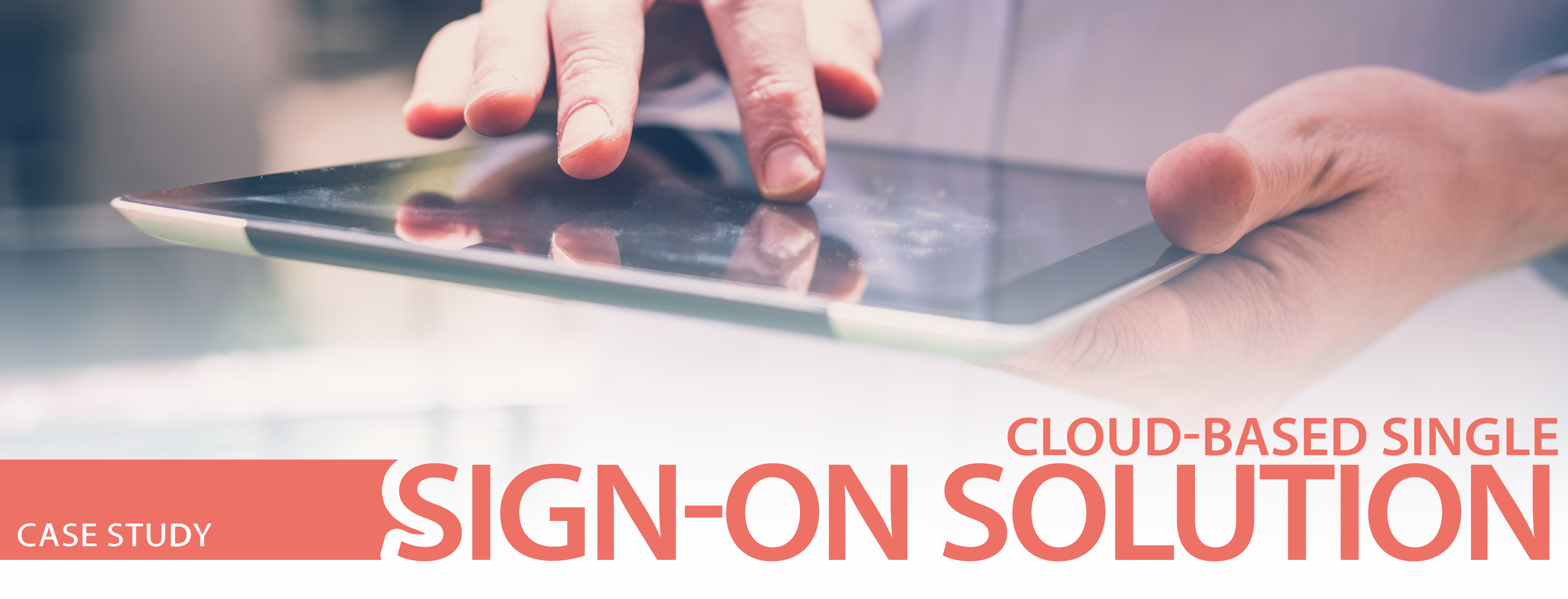 cloud-based single sign-on solution case study icon
