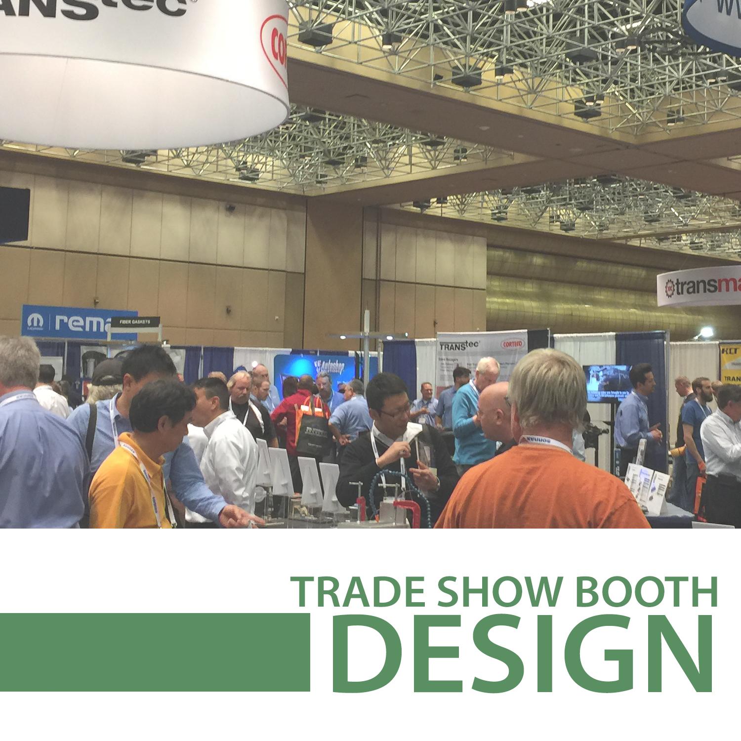 trade show booth case study icon