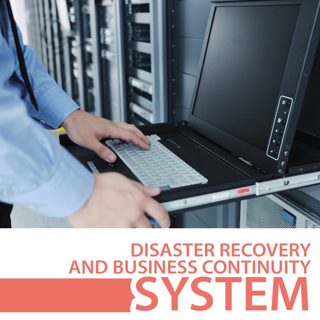 disaster recovery and business continuity solutions case study icon