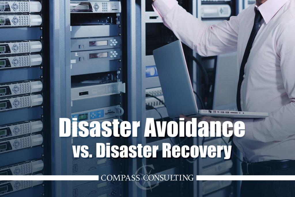 Disaster Avoidance